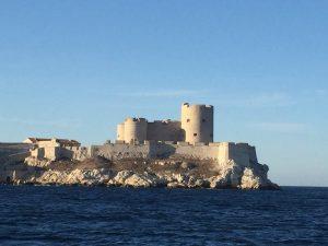 France flotilla Isle Frioul
