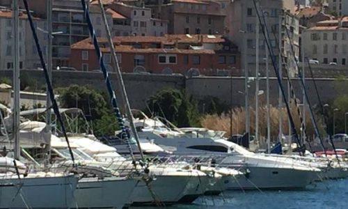 France Flotilla Marseille Old Town