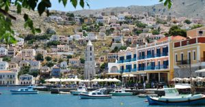 Dodecanese Flotilla Panormitis, Symi