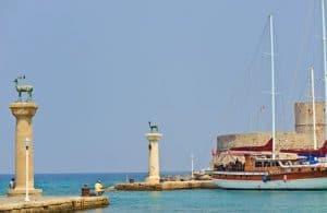 Rhodes Yacht Charter Base