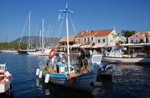 Kefalonia Flotilla Holiday