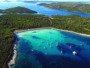 Croatia fLOTILLA – southern Dalmatia itineraries