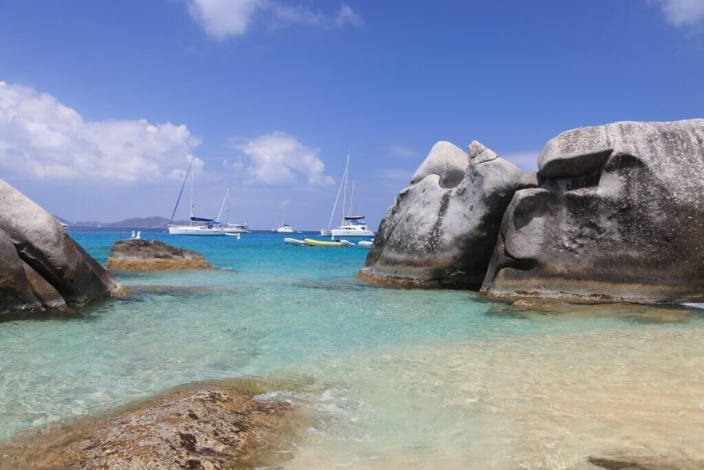 Boatyards in british virgin islands