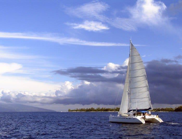 Maldives Sailing Cruise