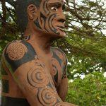 Polynesian Statue