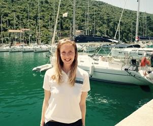 Flotilla 1st Mate - Emily Slark