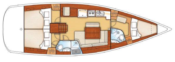 oceanis-43-layout