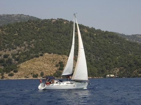 Sun Odyssey 37