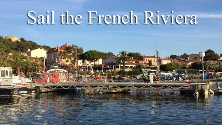 French Riviera flotilla
