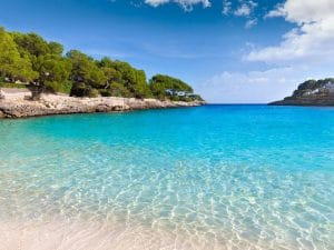 beach in mallorca