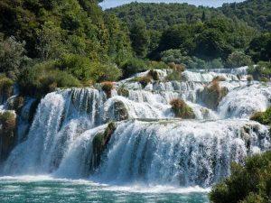 Croatia Krka Falls