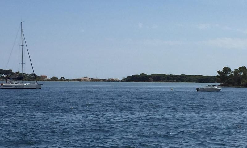 France flotilla Isle des Embiez