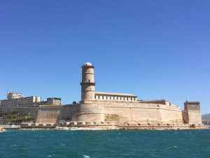 France flotilla Marseille castle