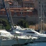 France Flotilla Marseille Old Town