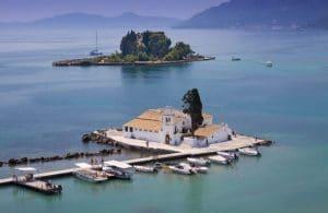 Corfu Yacht Charter Base