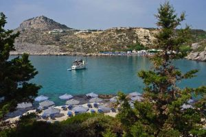 Dodecanese Flotilla Holiday Rhodes bay