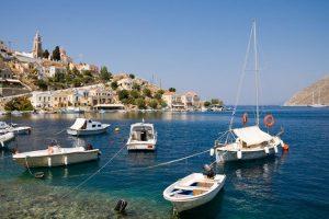 Dodecanese Flotilla Holiday Symi