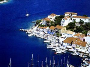 Fiskardo, Kefalonia Flotilla Sailing holidays