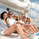 Share a sail in the Ionian