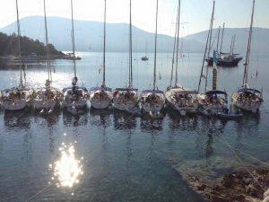 Ionian - Lefkas Flotilla Holiday