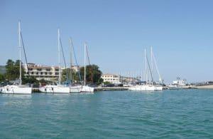 Lefkas Yacht Charter Base