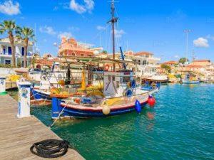 Lixouri Kefalonia Flotilla Sailing holidays