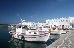 Paros Yacht Charter Base