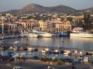 Saronic Flotilla Holiday Aigina