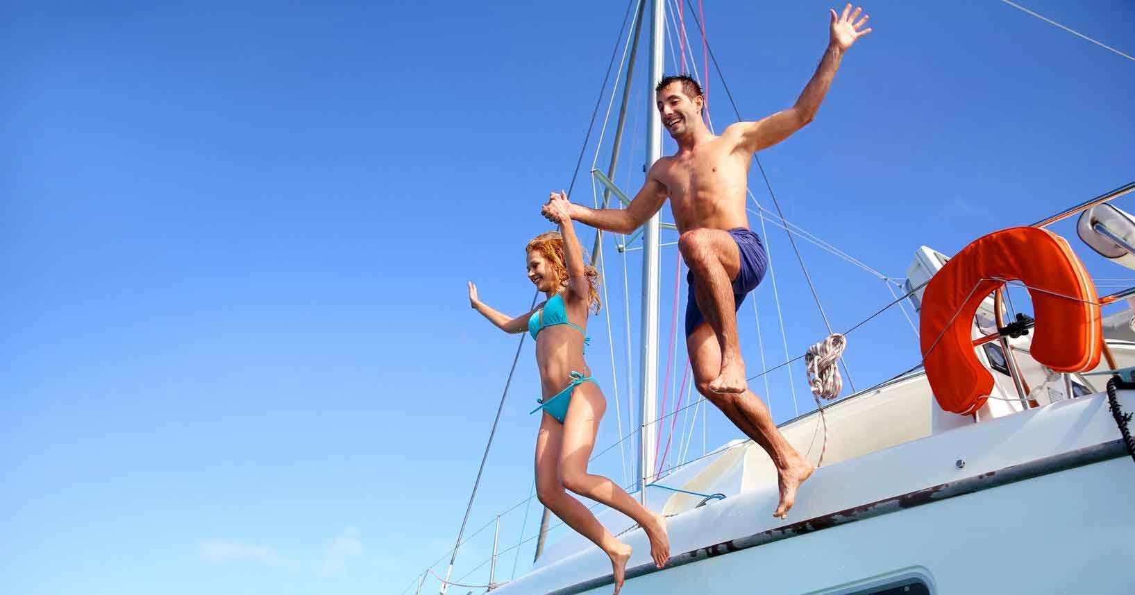 Flotilla Holidays, Beach Clubs & Bareboat Yacht Charters