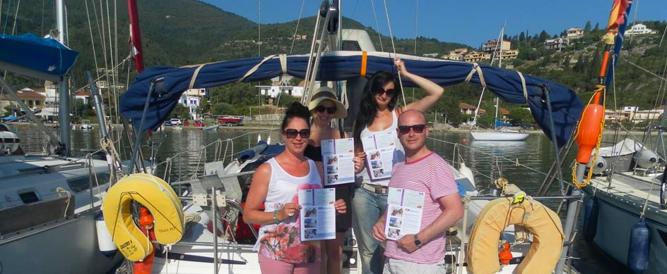 Learn to Sail Course certificates