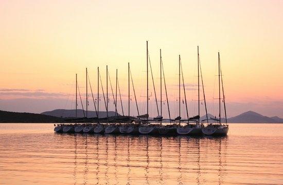 Poros Yacht Charter Base