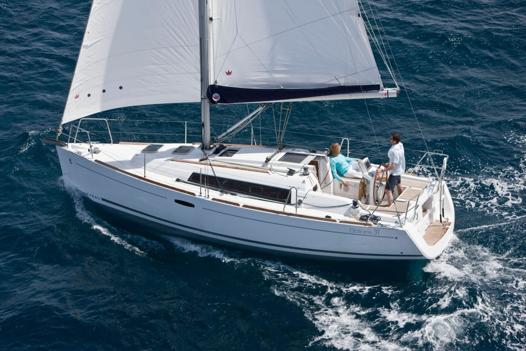Oceanis 31 Flotilla Yacht Specification