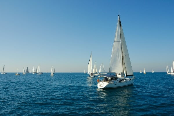 Ionian Learn To Sail School