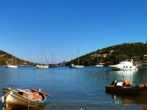 sivota harbour