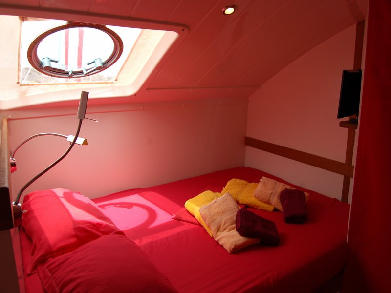Dream 82 cabin