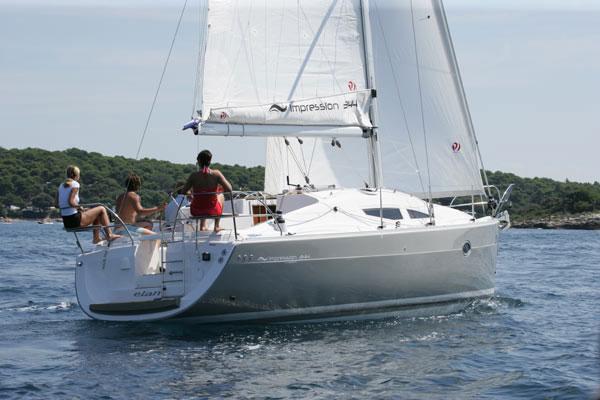 Elan 344 2006 Argo