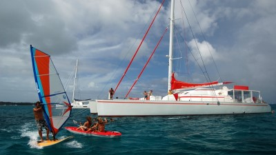 Martinique Sailing