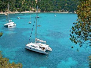 Cuba on a Sailing Cruise