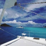 Maldives sailing cruise