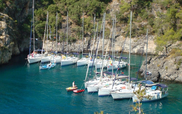 Turkish Flotilla Holiday