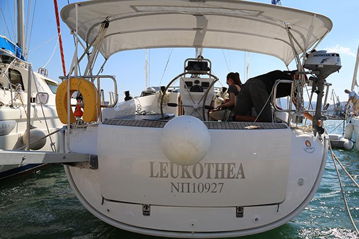 Bavaria 36 Cruiser Avantgarde Special Edition 2013 - LEUKOTHEA