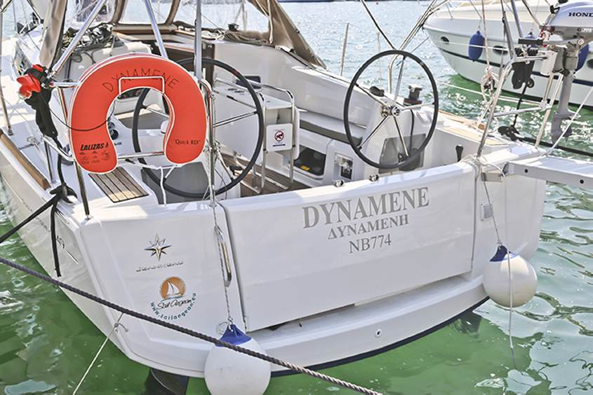 Jeanneau Sun Odyssey 349 - DYNAMENE