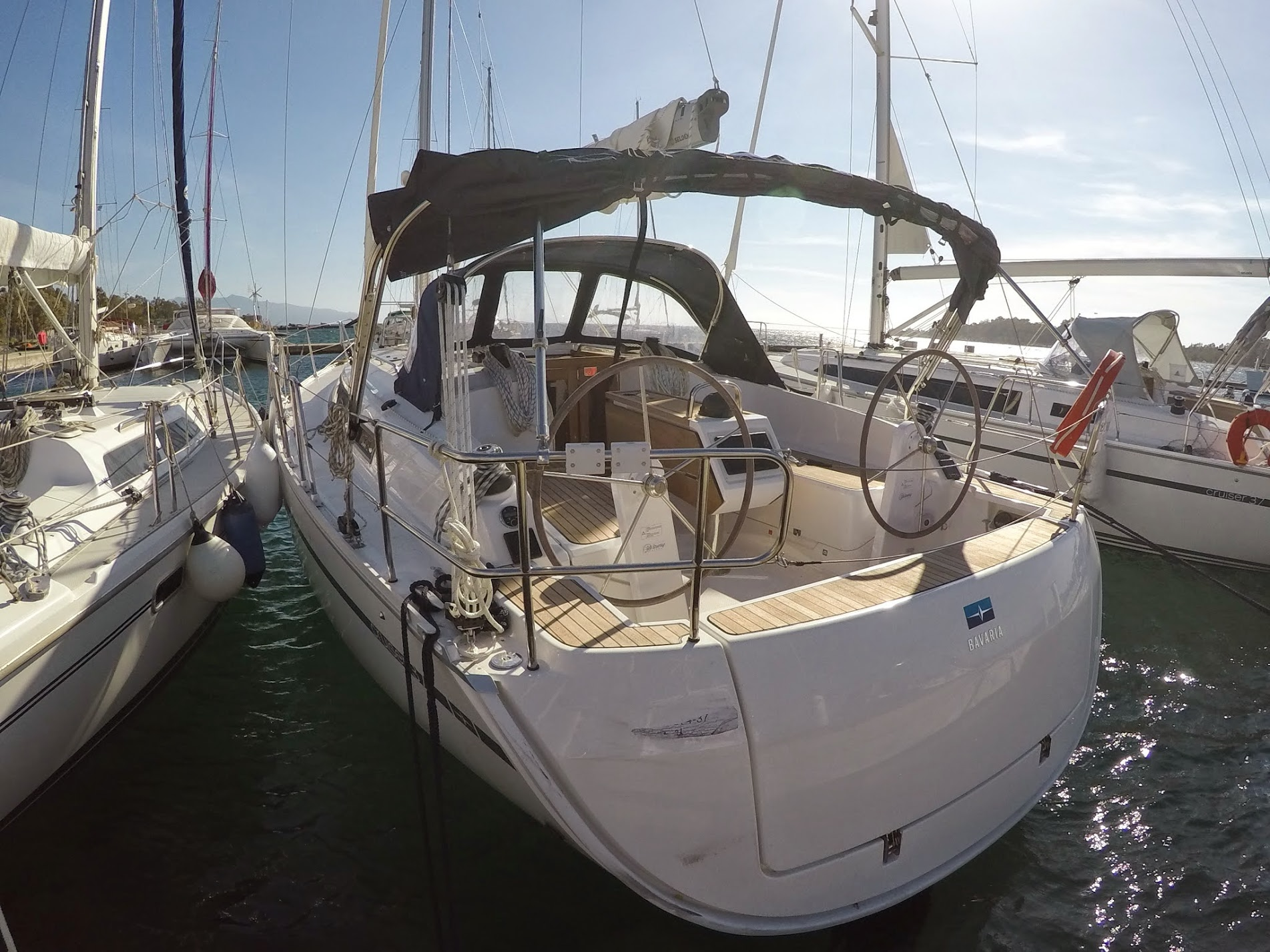 Ionian Flotilla - Bavaria 37 -
