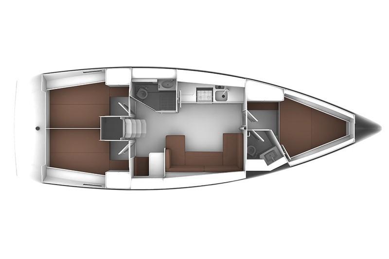 Ionian Flotilla - Bavaria 41 - 2015 model