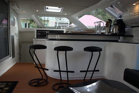 Voyage 520 interior
