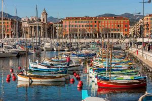 France – The Cote D'Azur