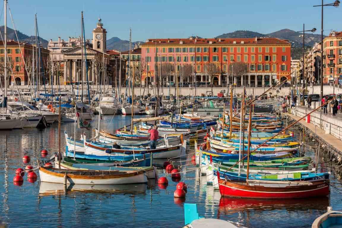 France – The Cote D'Azur
