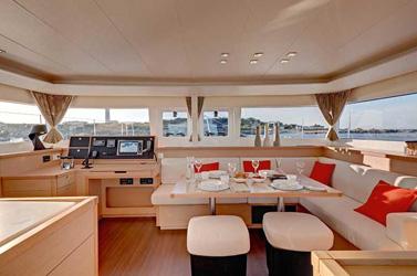 Lagoon 450 Luxe Interior
