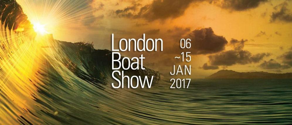 London Boat Show Banner 17