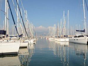 Port Pin Rolland Flotilla Base
